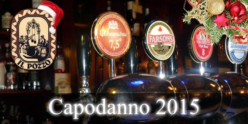 Capodanno 2015 al Pozzo