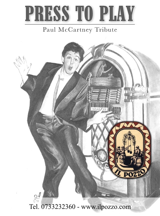 Press To Play – Paul McCartney Tribute